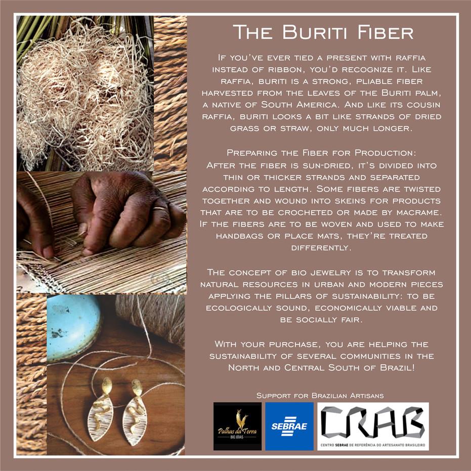 The Buriti fiber