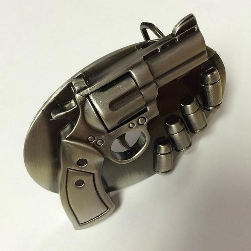 .357 Pistol Belt Buckle