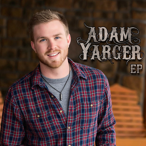 Adam Yarger EP CD