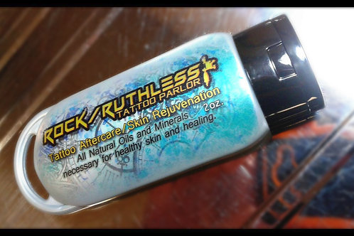 Rock & Ruthless Tattoo Aftercare