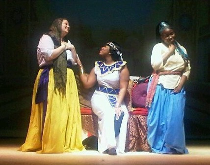 From Princess To Playwright
