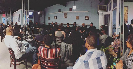 "Reading of ""Unarmed & Dangerous"" (Charlotte, NC)"