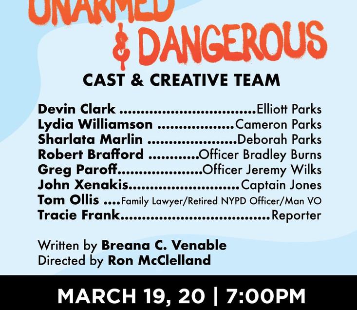 Unarmed & Dangeous 3