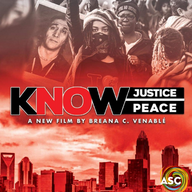 Know Justice Know Peace Poster