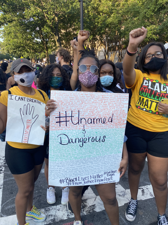 George Floyd Protest Summer 2020