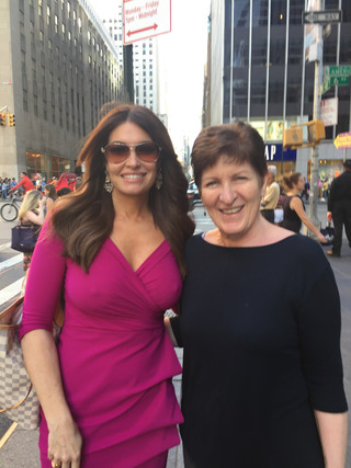 Central Park and Kimberly Guilfoyle