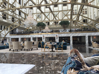 An Afternoon at Trump International Hotel DC