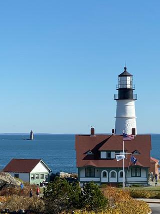 Maine's Portland Head Light