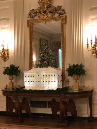 2017 Christmas Tour of the White House