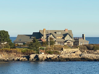 Kennebunkport – Summer Home of the Bush Family