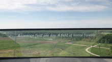 "Shanksville, PA: ""A common field one day. A field of honor forever."""