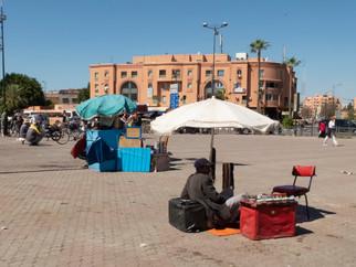 Marché /Marrakech