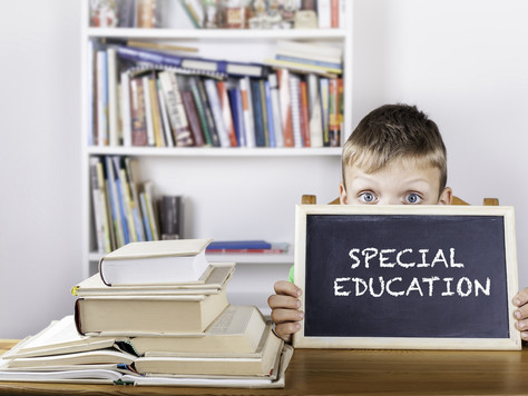 Special Education and Tax Deduction, What Does One Have to do with the Other?