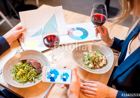 Tax Reform: Kills Prospect and Client Meal Deductions