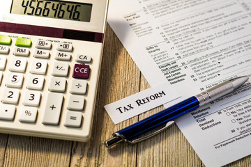 Tax Reform Punishes W-2 Employees - Get Even!