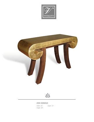 Zinn Table