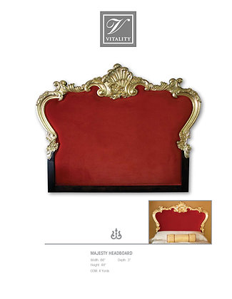 Majesty Headboard