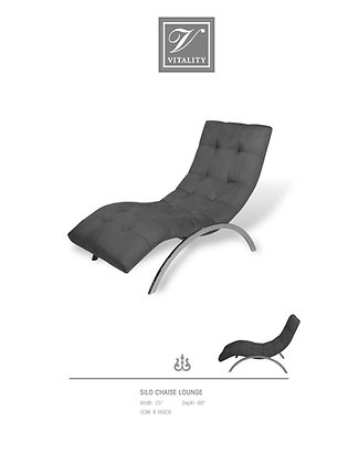 Silo Chaise Lounge