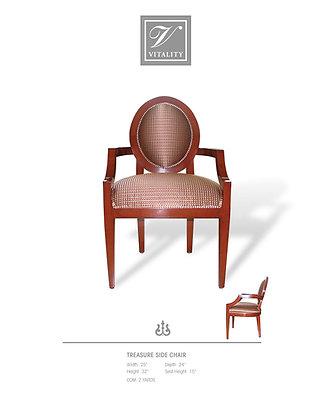 Treasure Side Chair