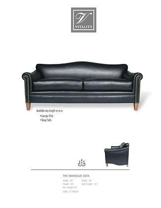 The Mansour Sofa