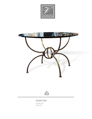 Bassar Table