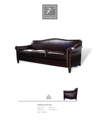 Mansour Deluxe  Sofa