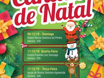 Cantatas de Natal 2019!!!