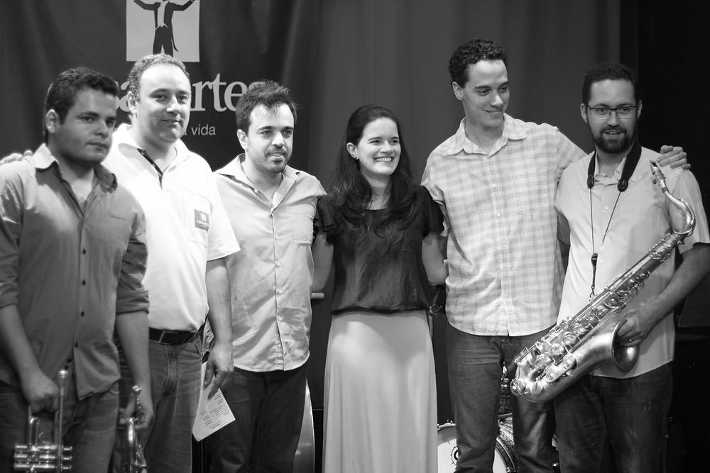 Samba Jazz encanta adeptos da música brasileira na Casa das Artes