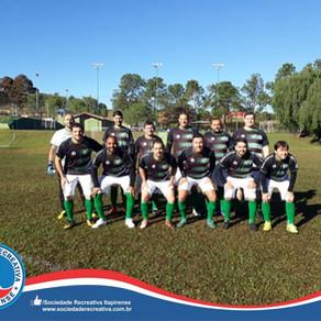 Resultados do Campeonato de Futebol de Campo.