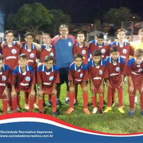Ontem, 17 de Abril, a equipe Sub 14 estreou na Copa Virgolino com vitória. Recreativa 7 x 3 Santa Fé