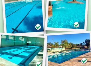 Em breve estaremos todos de volta para aproveitar nosso querido clube. E as piscinas como estarão?