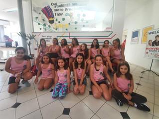 EQUIPES DE BASQUETE FEMININO DO SANTA FÉ FAZ JOGO DE ABERTURA DA TEMPORADA 2020