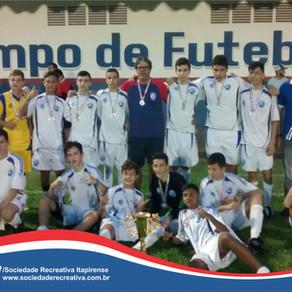 Final da categoria D da Copa Virgolino de Oliveira.