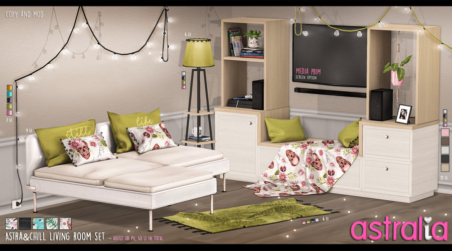 Astralia - Astra&chill Living Room Set.j