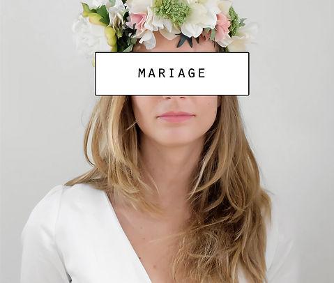"""Le mariage par """"C'est bizarre comme toi"""""""