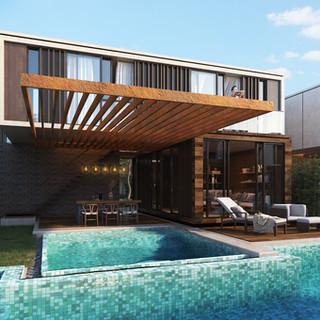 Crystalville Beach Villa
