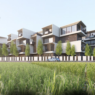 Yilan 3 Airwell Houses