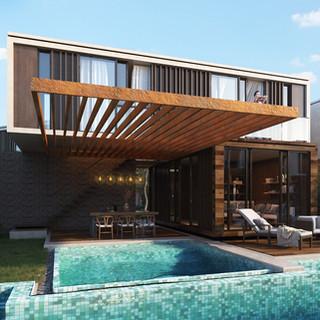 Crystaville Beach Villa