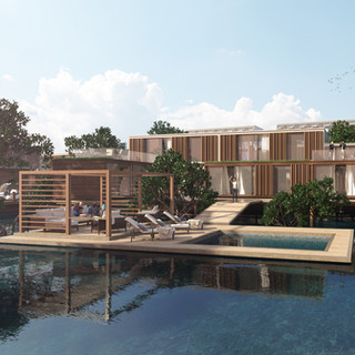 Crystaville Mangrove Villa