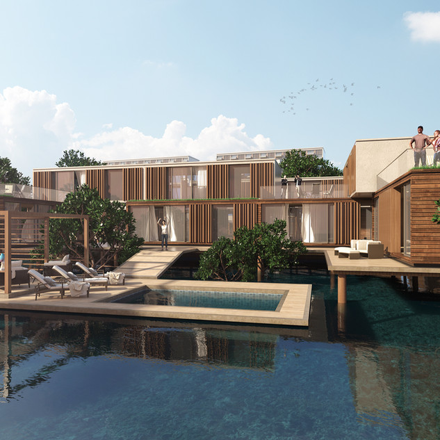 Crystalville Mangrove Villa