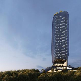 Sihanoukville Luxury Hotel Proposal