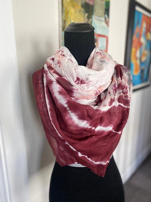Tie-dye Scarf