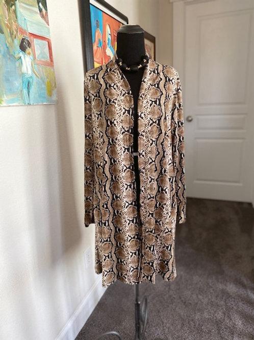 Leopard Print Tunic