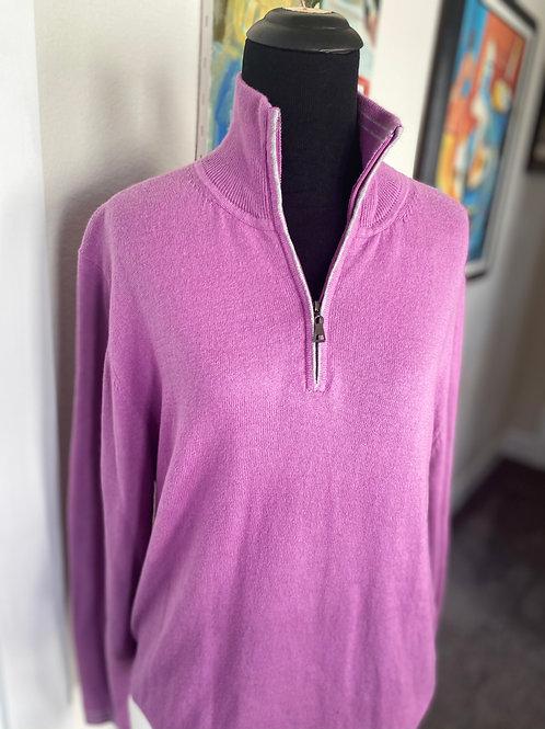 Bright Mock Sweater (men's cut)