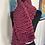 Thumbnail: Handmade knit scarf (unisex)