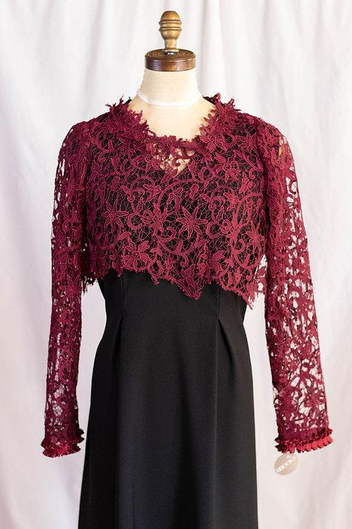 Guipere Lace Pullover