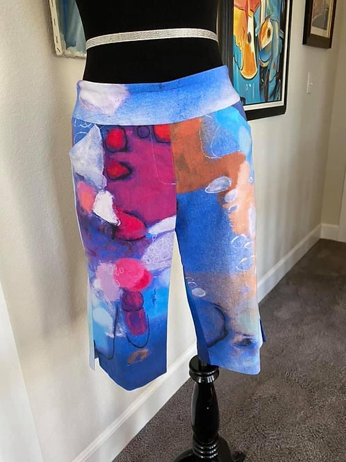 Artsy Walking Shorts