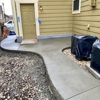 broom finish sidewalk