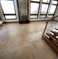 concrete overlay interior