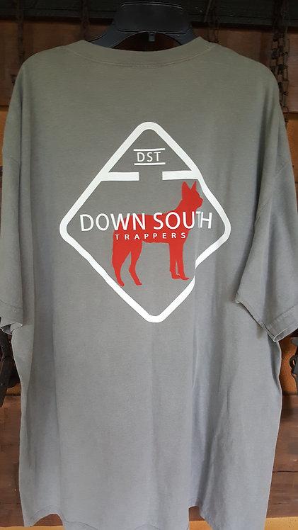 Downsouth Trapper Logo T-shirt